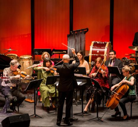 Fulcrum Point 20th Anniversary Concert: Sounds from our Sounding Board
