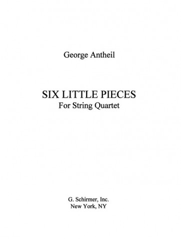 Six Little Pieces