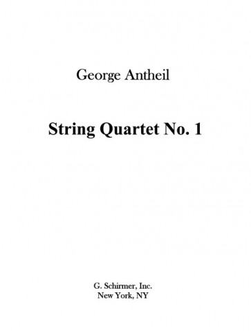 String Quartet No. 1