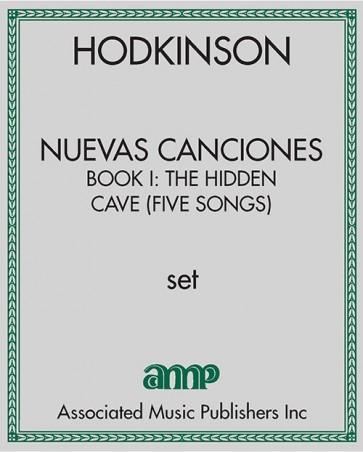 Nuevas Canciones, Book I: The Hidden Cave (Five Songs)