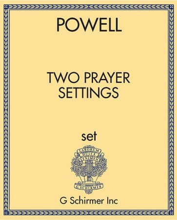 Two Prayer Settings