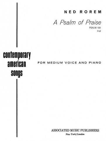 A Psalm of Praise (Psalm 100)
