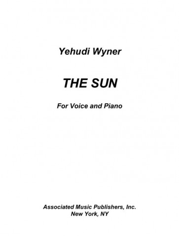 The Sun (from Songs)