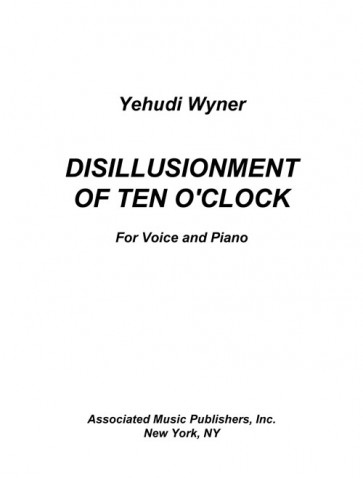 Disillusionment of Ten O'Clock