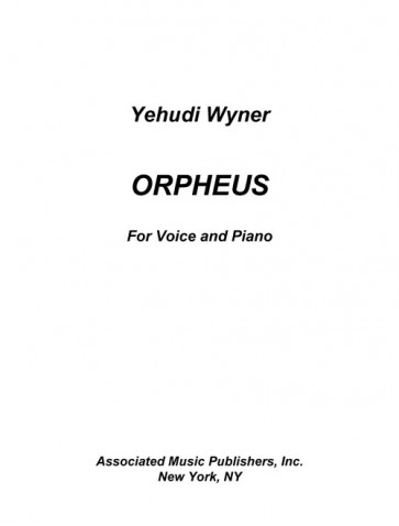 Orpheus (from Songs)