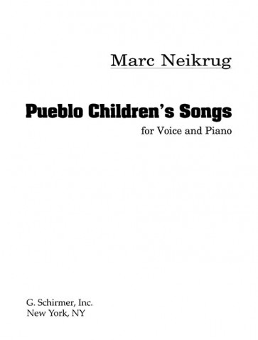Pueblo Children's Songs