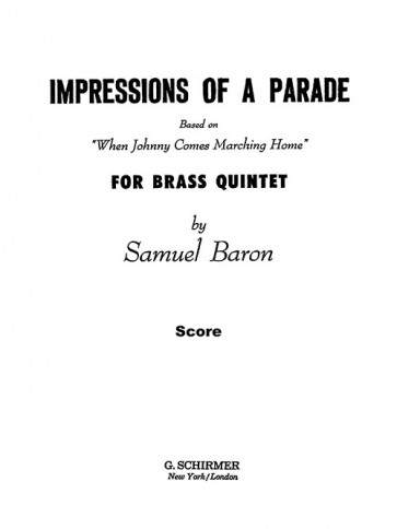 Impression of a Parade