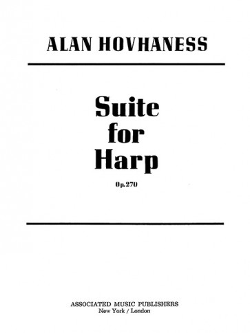 Suite for harp, Op. 270