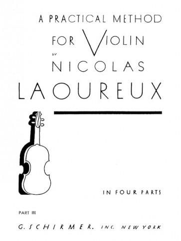 A Practical Method for Violin - Part III