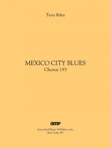 Mexico City Blues (Chorus 193)