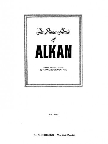 Piano Music of Alkan