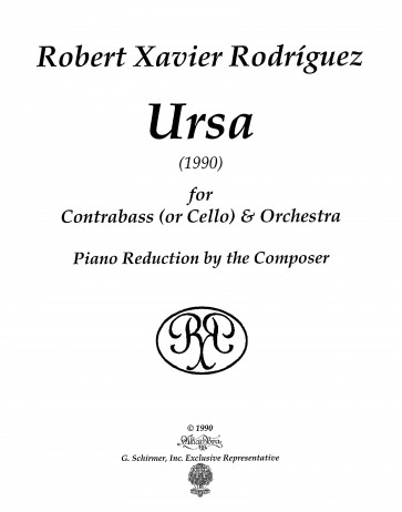 Ursa (bass, piano)