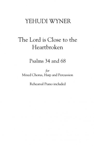 The Lord is Close to the Heartbroken
