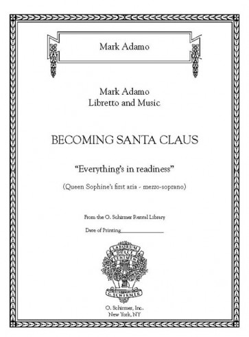 Everything's in Readiness from 'Becoming Santa Claus'