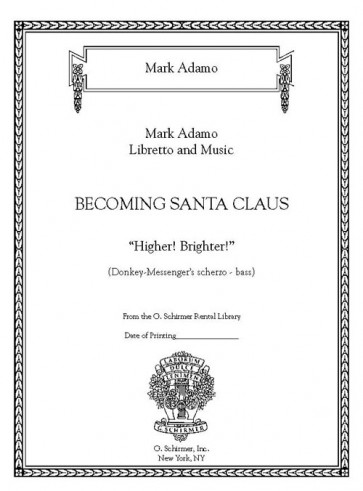 Higher! Brighter from 'Becoming Santa Claus'