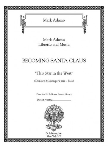 This Star in the West from 'Becoming Santa Claus'