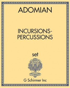 Incursions-Percussions