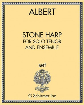 Stone Harp, for solo tenor and ensemble