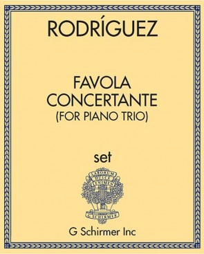 Favola Concertante (for piano trio)