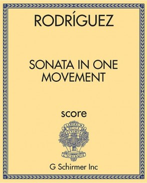 Sonata in One Movement