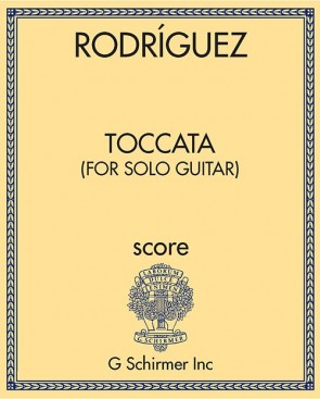 Toccata (for solo guitar)