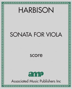 Sonata for Viola