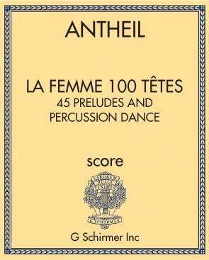 La femme 100 têtes — 45 Preludes and Percussion Dance