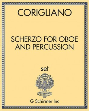 Scherzo for Oboe and Percussion