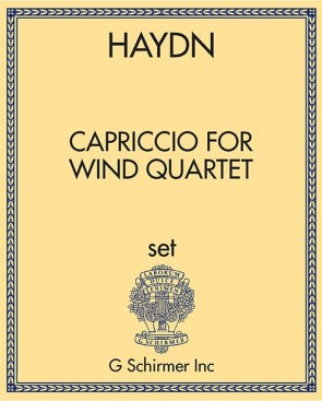 Capriccio for Wind Quartet