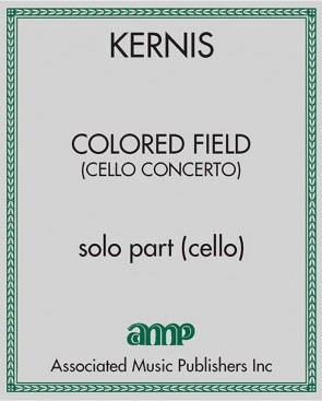 Colored Field (Cello Concerto)