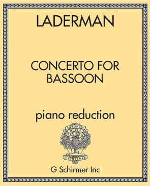Concerto for Bassoon - piano reduction
