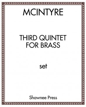 Third Quintet for Brass