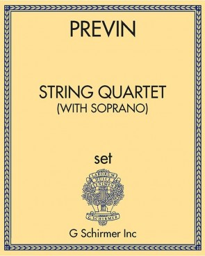 String Quartet (With Soprano)