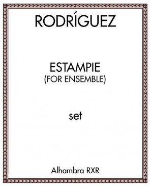 Estampie (for ensemble)