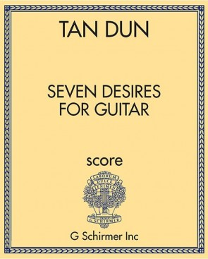 Seven Desires for Guitar