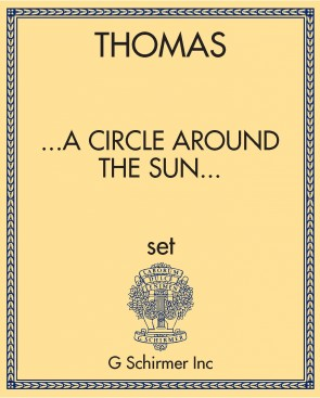 ...a circle around the sun...