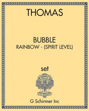 Bubble: Rainbow - (spirit level)