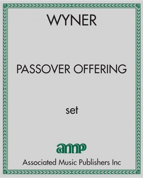 Passover Offering