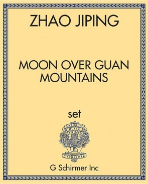 Moon Over Guan Mountains