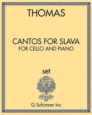 Cantos for Slava - for Cello and Piano