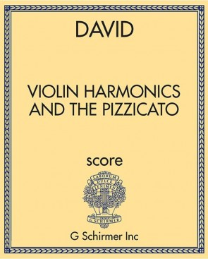 Violin Harmonics and the Pizzicato