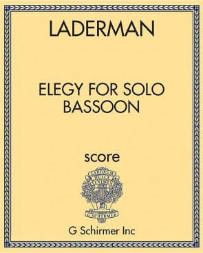 Elegy for Solo Bassoon