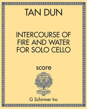 Intercourse of Fire and Water for solo cello