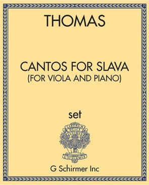 Cantos for Slava (for viola and piano)