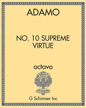 No. 10 Supreme Virtue