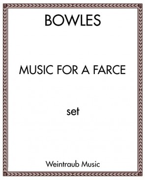 Music for a Farce