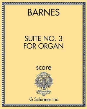 Suite No. 3 for Organ