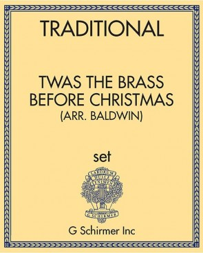 Twas the Brass before Christmas (arr. Baldwin)
