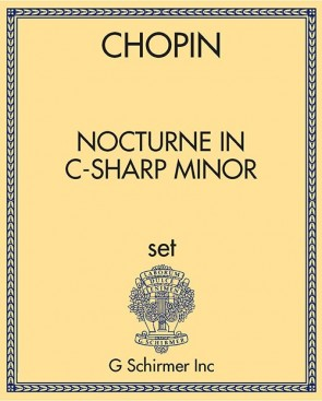 Nocturne in C-Sharp minor
