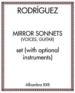 Mirror Sonnets (voices, guitar)